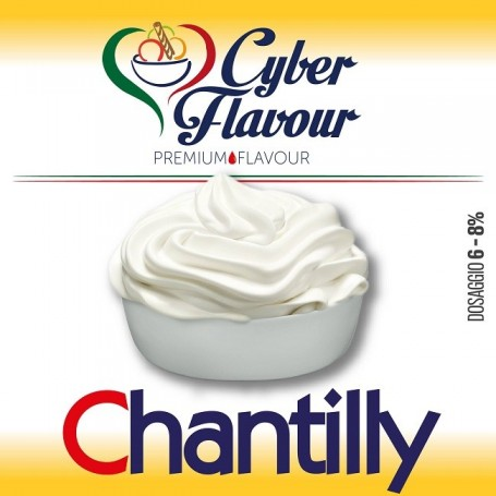 CHANTILLY AROMA 10 ML CYBER FLAVOUR
