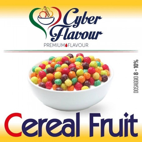 CEREAL FRUIT AROMA 10 ML CYBER FLAVOUR