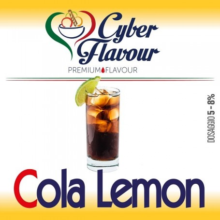 COLA LEMON AROMA 10 ML CYBER FLAVOUR