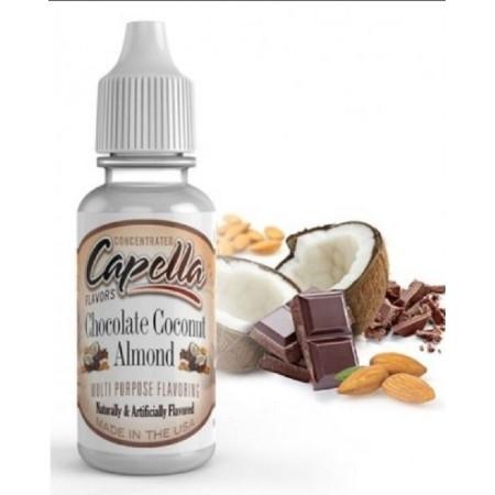 CHOCOLATE COCONUT ALMOND 13 ML CAPELLA FLAVORS