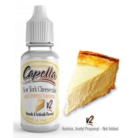 NEW YORK CHEESECAKE V2 13 ML CAPELLA FLAVORS