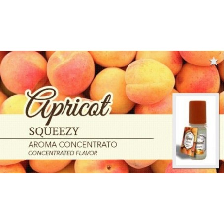 APRICOT AROMA 10 ML SQUEEZY