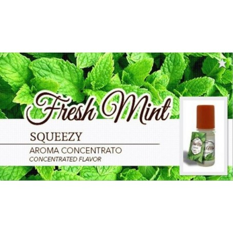 FRESH MINT AROMA 10 ML SQUEEZY