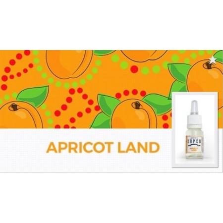 APRICOT LAND AROMA 10 ML SUPER FLAVOR
