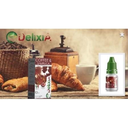 COFFEE AND SAMBUCA 10 ML DELIXIA