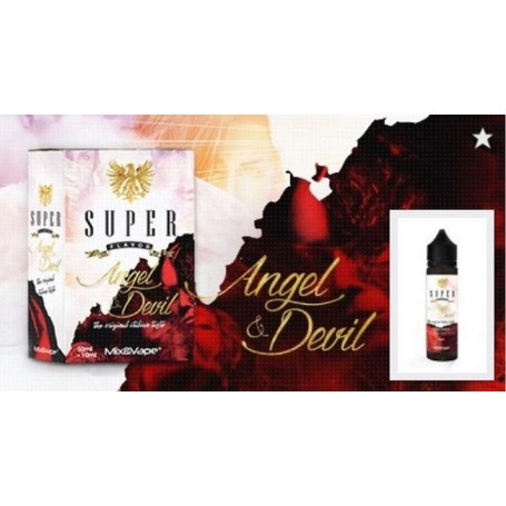 ANGEL and DEVIL 50 ML SUPER FLAVOR