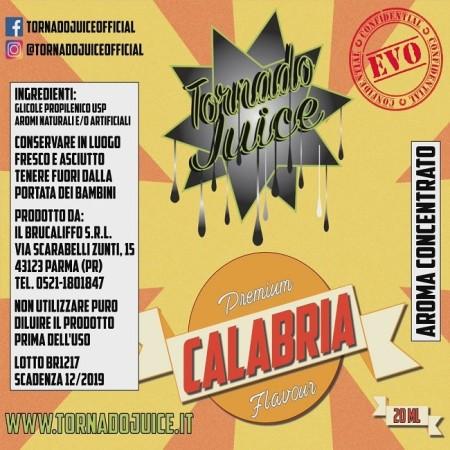 CALABRIA EVO 60 CONCENTRATO 20 ML TORNADO JUICE