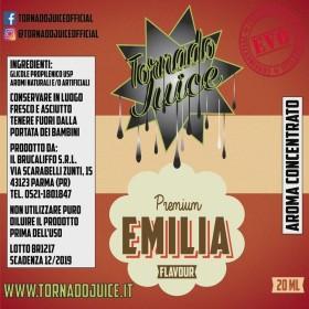 EMILIA EVO 60 CONCENTRATO 20 ML TORNADO JUICE