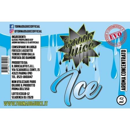 ICE EVO AROMA CONC. 12 ML TORNADO JUICE