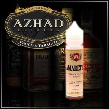AMARETTO 40 ML AZHAD S ELIXIRS