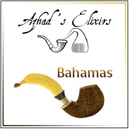 BAHAMAS AROMA 10 ML AZHAD S ELIXIRS