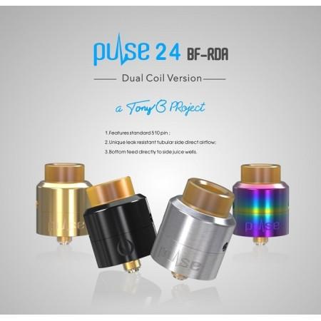 PULSE 24 BF RDA ATOM. 24,4MM VANDY VAPE