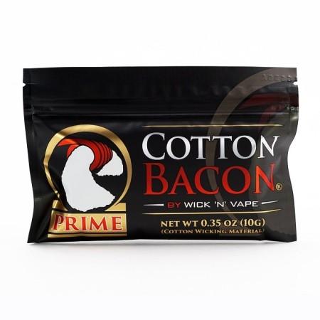 COTTON BACON PRIME 10G WICK' N' VAPE