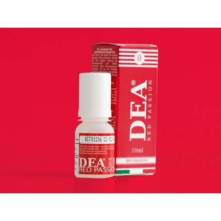 RED PASSION / LITTLE RED 10 ML DEA