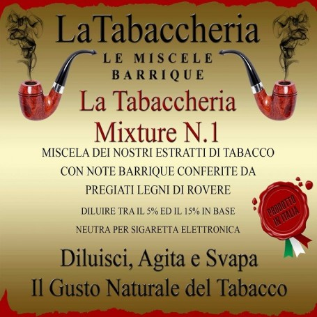 MIXTURE N. 1 AROMA 10 ML LA TABACCHERIA