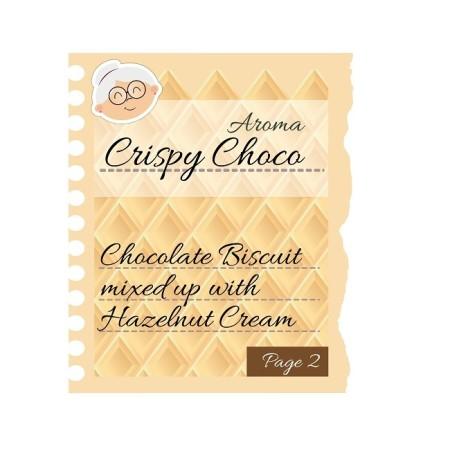CRISPY CHOCO GRANNY RITA AROMA 10 ML DEA