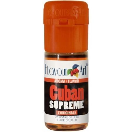 CUBAN SUPREME AROMA 10 ML FLAVOURART