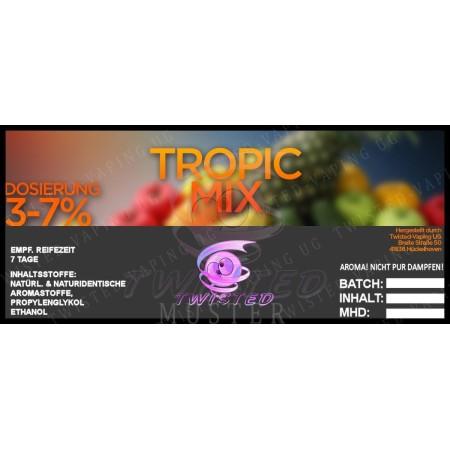 TROPIC MIX AROMA 10 ML TWISTED