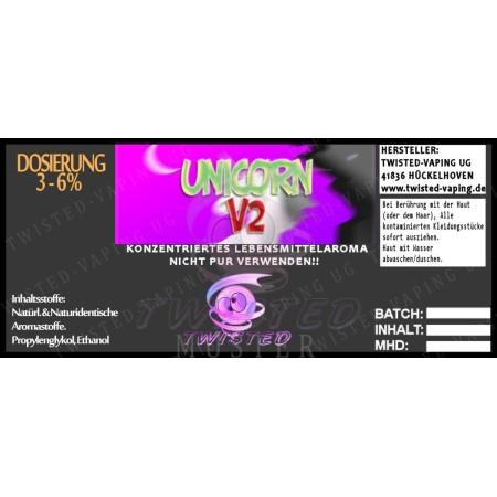 UNICORN V2 AROMA 10 ML TWISTED
