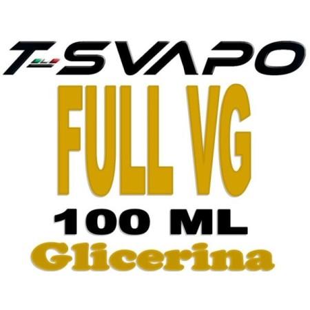 GLICERINA FULL VG 100 ML T-SVAPO