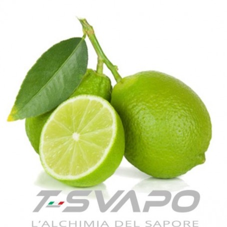 LIME AROMA 10 ML T-SVAPO