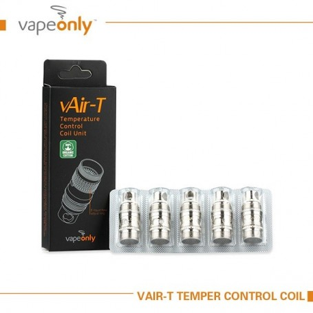 COIL ATLANTIS VAIR-T VAPEONLY 0,25 OHM 1 PZ ASPIRE