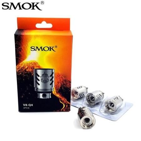 COIL TFV8 V8-Q4 QUADRUPLE 0,15 OHM 1 PZ SMOK
