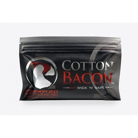 COTTON BACON V2 10G WICK N VAPE