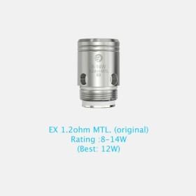COIL EXCEED EX 1,20 OHM MTL 1 PZ JOYETECH