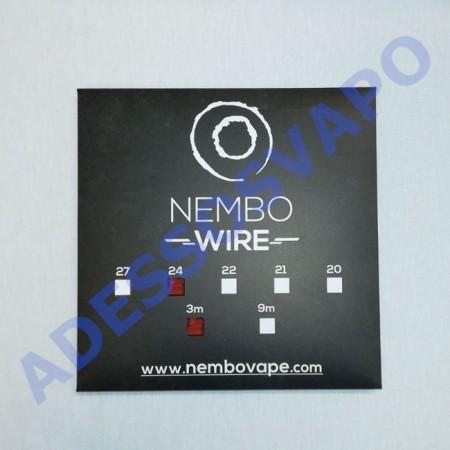 FILO 24 GA 3 MT NEMBO WIRE