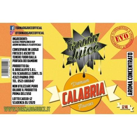 CALABRIA EVO AROMA CONC. 12 ML TORNADO JUICE