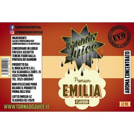 EMILIA EVO AROMA CONC. 12 ML TORNADO JUICE