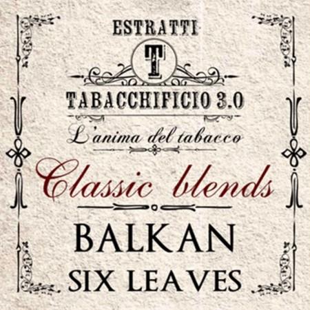 BALKAN SIX LEAVES AROMA 20 ML TABACCHIFICIO 3.0