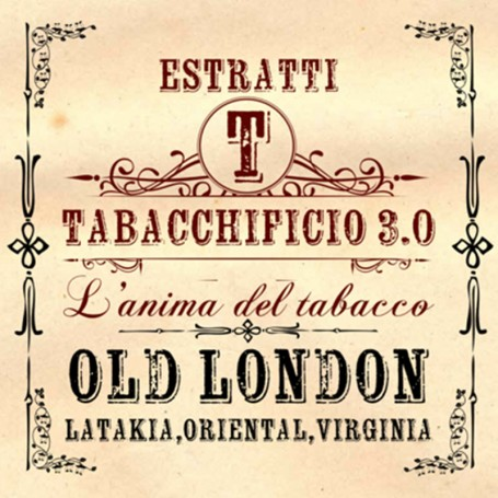OLD LONDON AROMA 20 ML TABACCHIFICIO 3.0