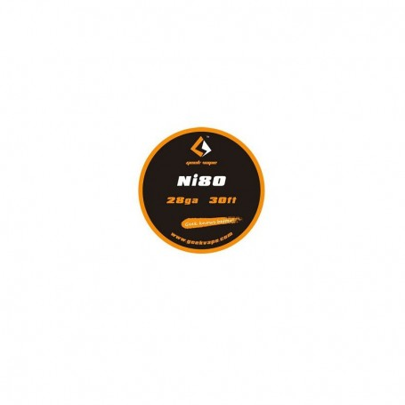 FILO NI80 28GA 30 FEET GEEK VAPE