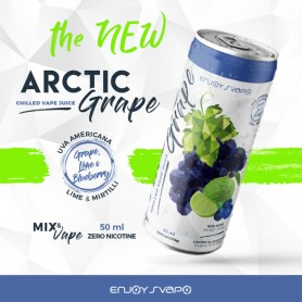 THE NEW ARCTIC GRAPE 50ML ENJOYSVAPO