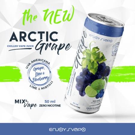 THE NEW ARCTIC GRAPE 50 ML ENJOYSVAPO
