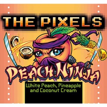 PEACH NINJA AROMA 10ML THE PIXELS