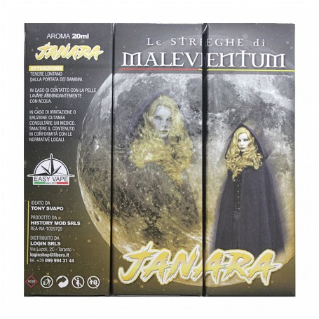 JANARA MALEVENTUM 50 ML EASY VAPE