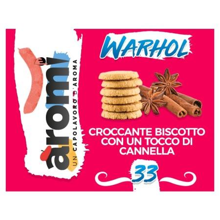 WARHOL 33 AROMI  AROMA 10ML EASY VAPE