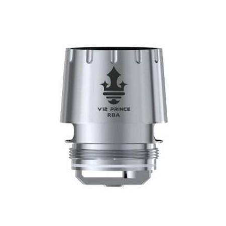 COIL TFV12 PRINCE-RBA DUAL 0,25 OHM 1 PZ SMOK