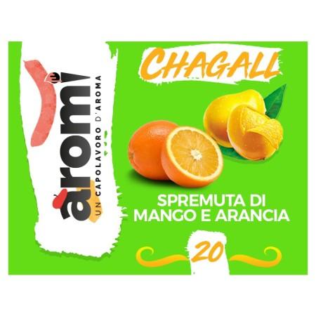 CHAGALL 20 AROMI  AROMA 10ML EASY VAPE