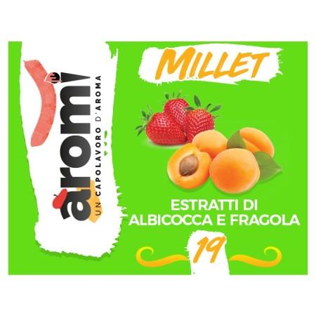 MILLET 19 AROMI  AROMA 10ML EASY VAPE