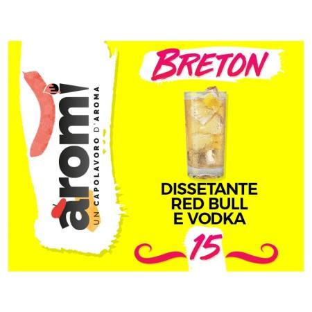 BRETON 15 AROMI  AROMA 10ML EASY VAPE