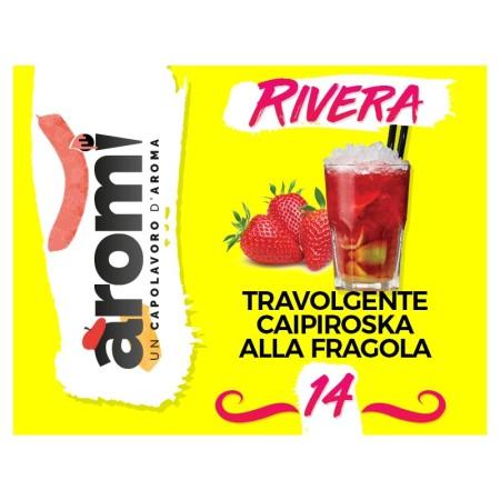 RIVERA 14 AROMI  AROMA 10ML EASY VAPE