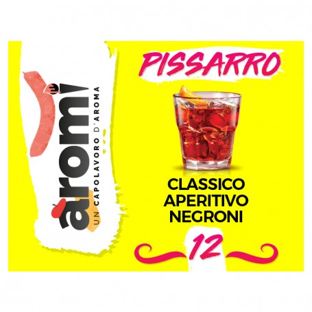 PISSARRO 12 AROMI  AROMA 10ML EASY VAPE