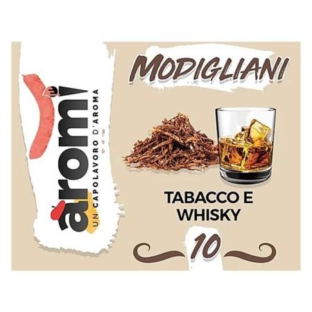 MODIGLIANI 10 AROMI  AROMA 10ML EASY VAPE