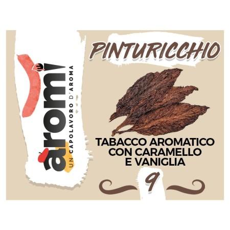 PINTURICCHIO 9 AROMI  AROMA 10ML EASY VAPE