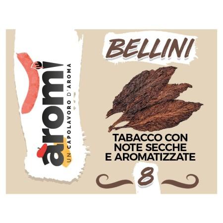 BELLINI 8 AROMI  AROMA 10ML EASY VAPE