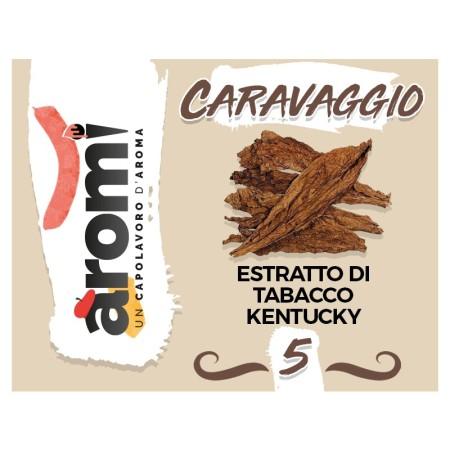 CARAVAGGIO 5 AROMI  AROMA 10ML EASY VAPE